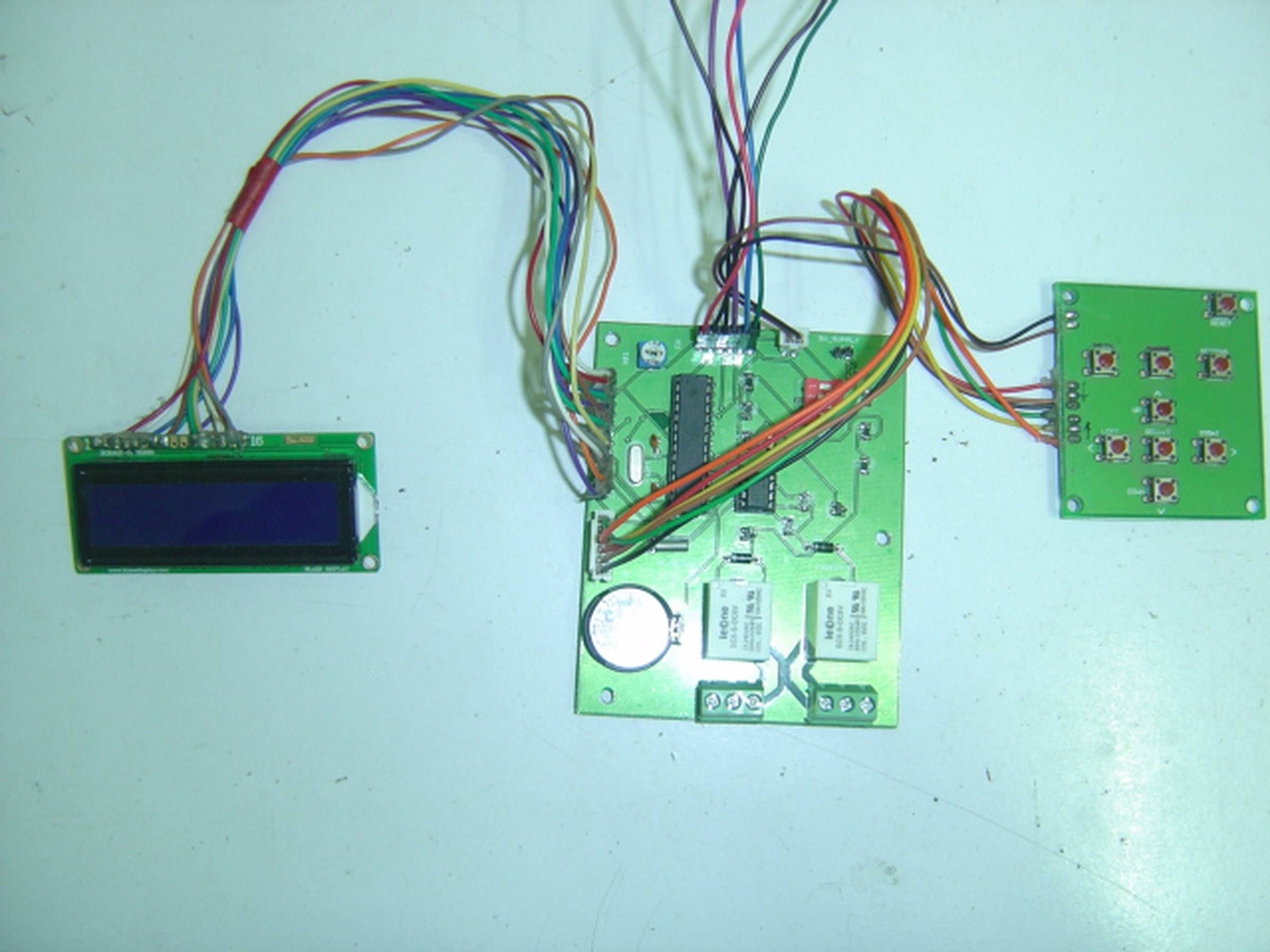 Arduino Based Power Relay Timer From Sridhar On Tindie Circuit 2