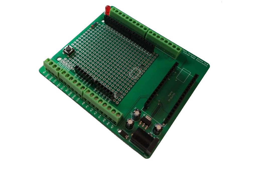 Proto Nano Terminal Shield 2