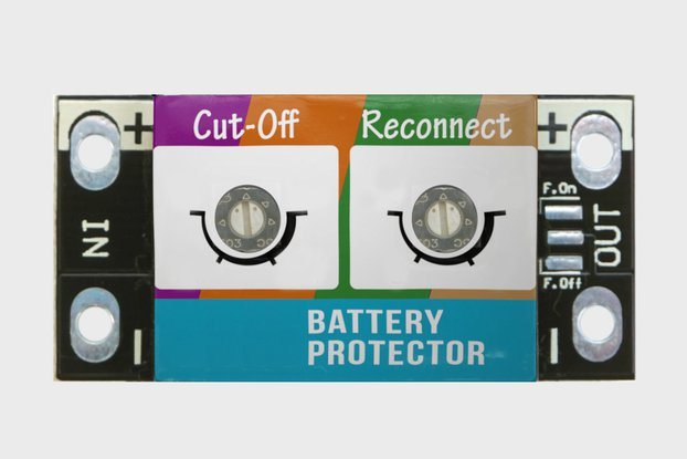 5A LOW VOLTAGE BATTERY PROTECTOR / CUT-OF