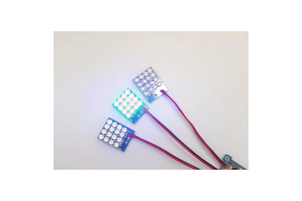 Icstation LED Flashing Light DIY Kit(4146) 1