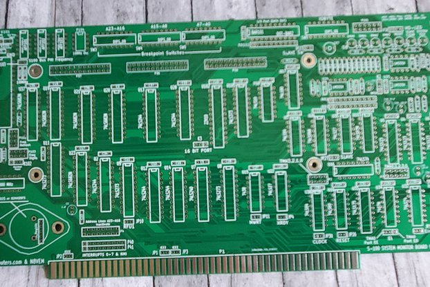 s100 Monitor Systems Board