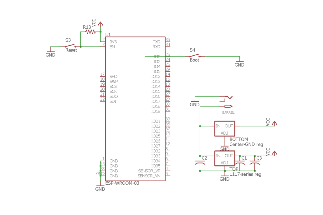 ESP32 Project Prototyping Board 4