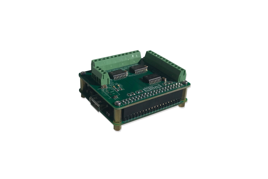 Raspberry Pi PiIO DO H digital output board 1