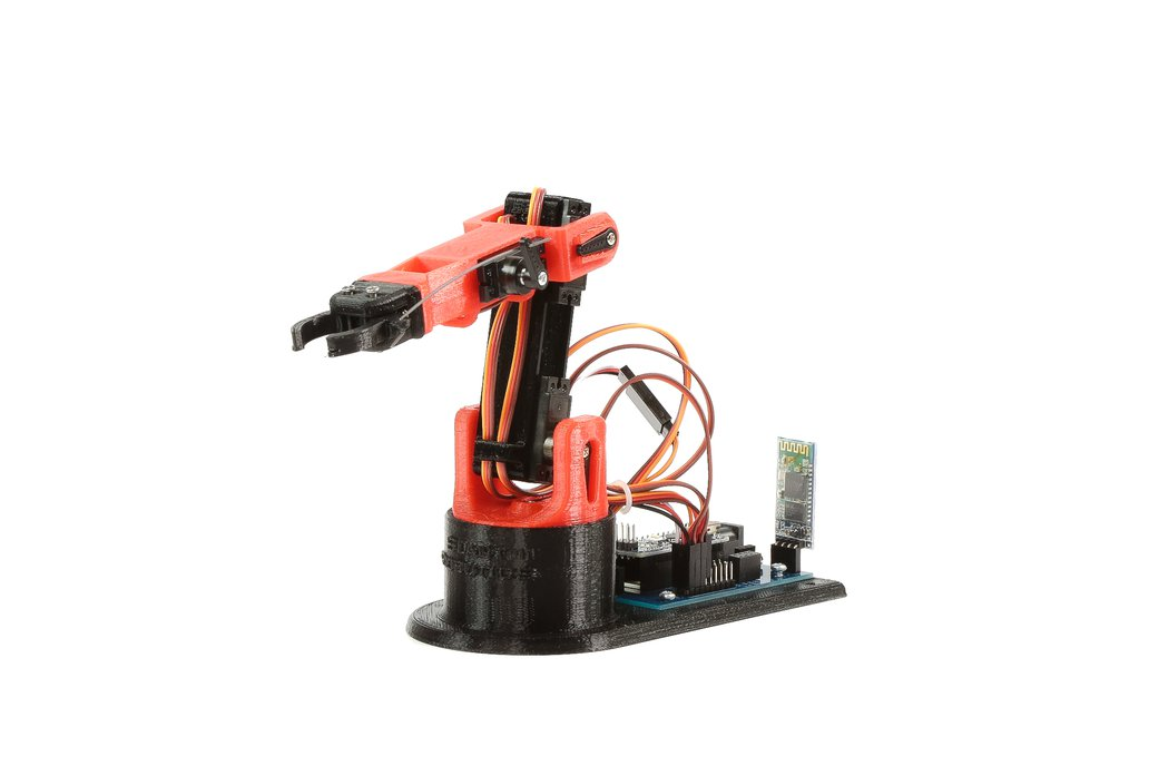 LittleArm 2C Arduino Robotics Kit 2