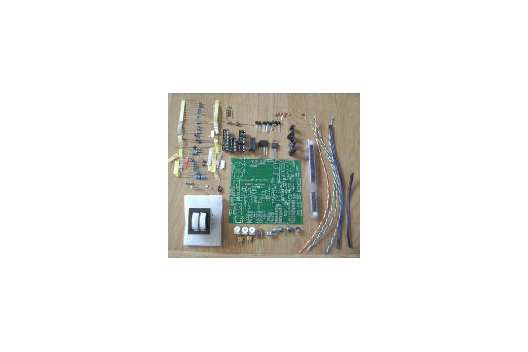 Oscilloscope Clock Kit for many CRT types 1