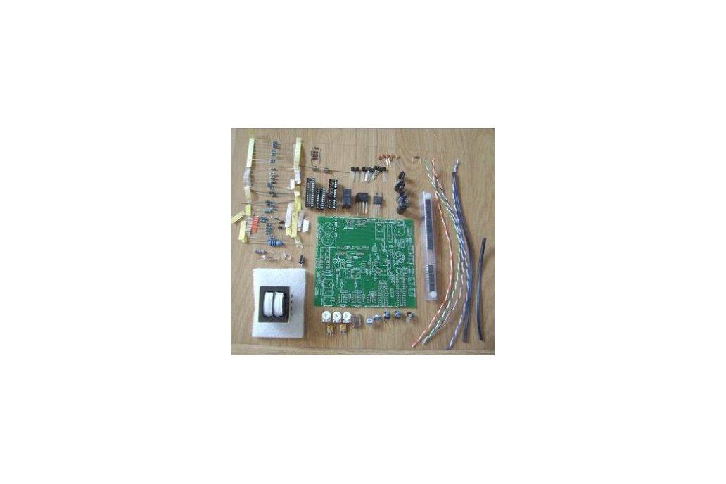 OSC4.5 Oscilloscope Clock Kit for many CRT types 1