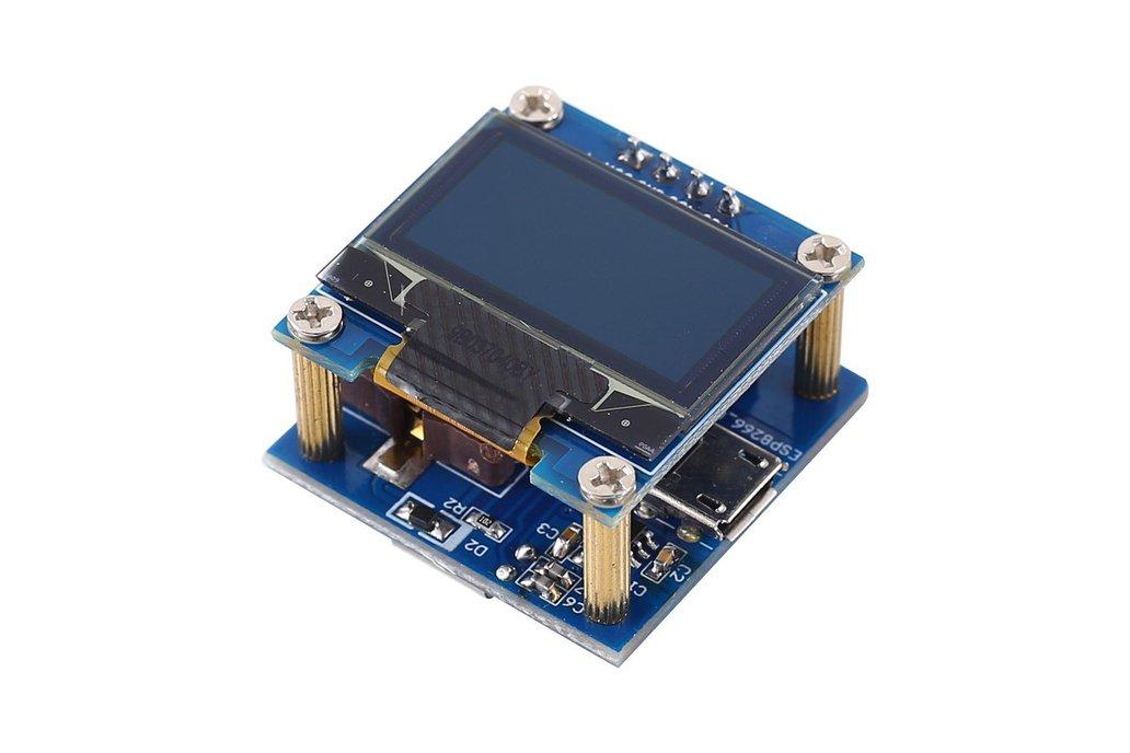 ESP8266 0.96 Inch OLED Display Module (GY17102) 1
