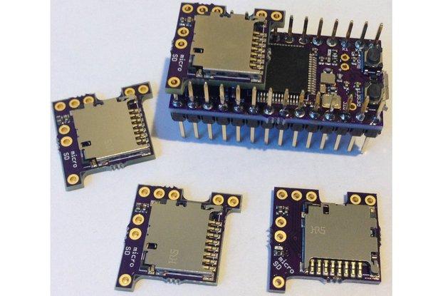 SDIO Card Reader for Dragonfly