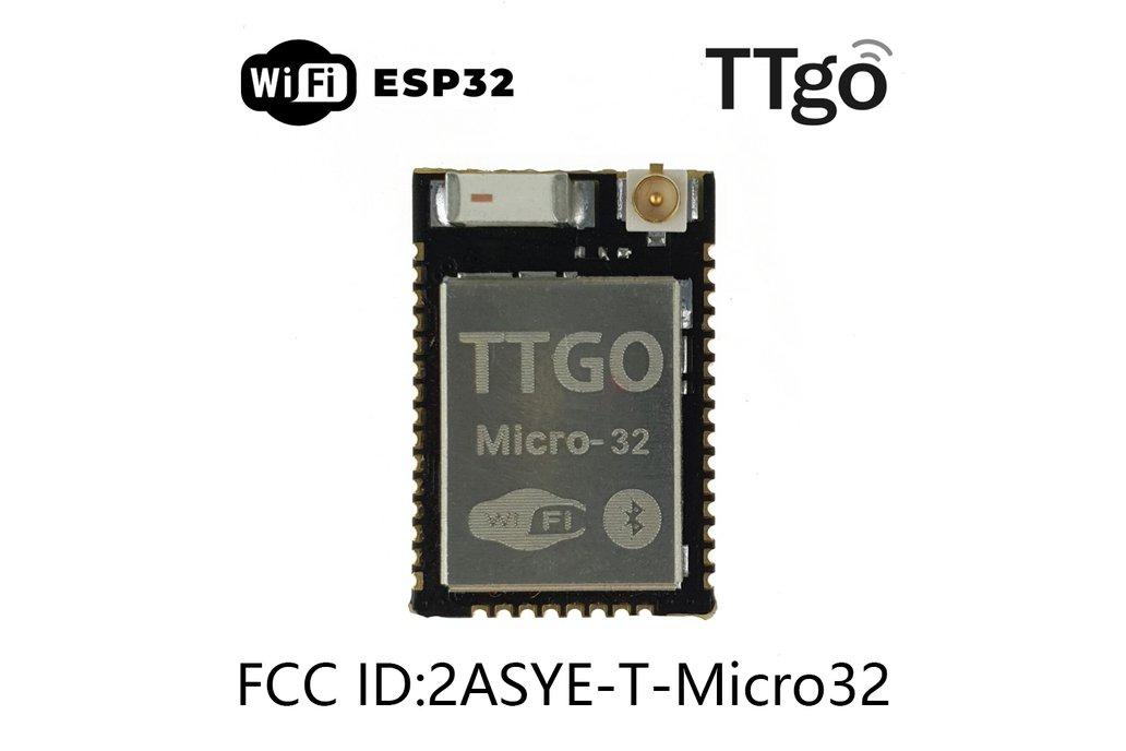 TTGO Micro-32 V2 0