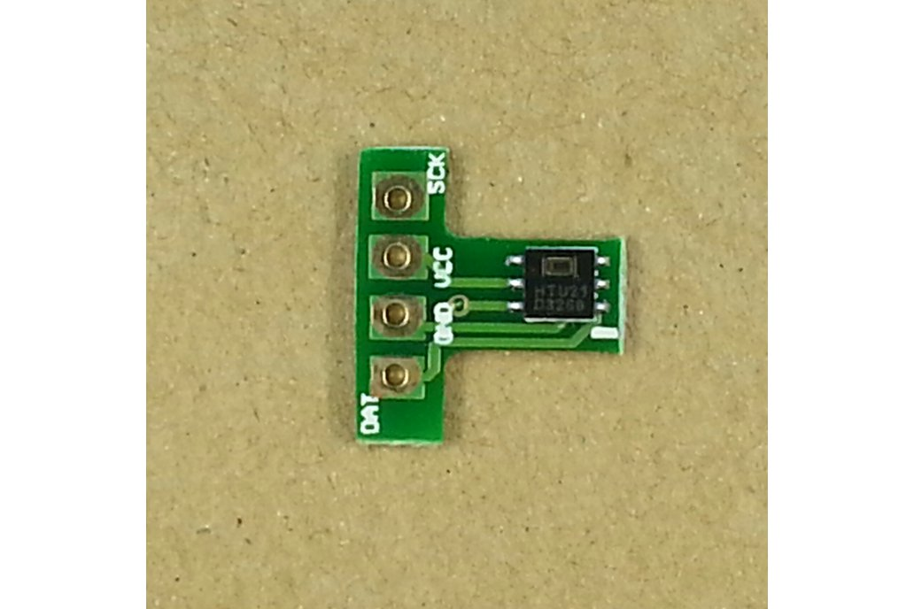 SHT30 Temperature & Humidity Sensor Board 1