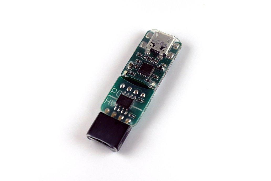 Debug Board USB to UART Isolated Splittable 2