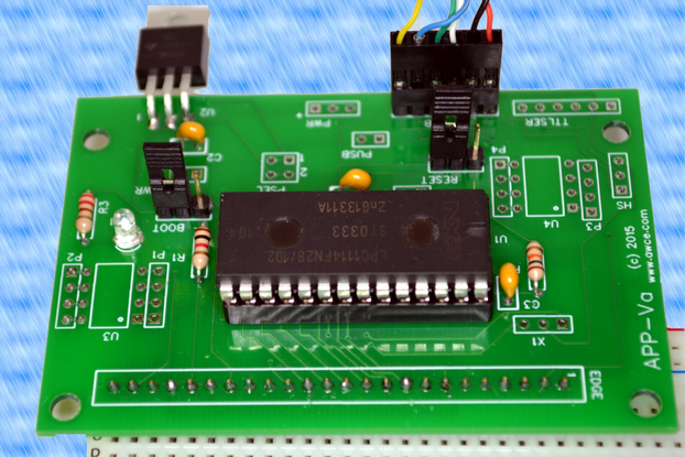 ARM Processor for Breadboard