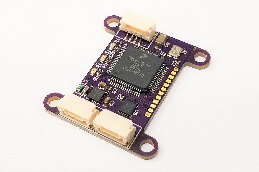 UAVCAN Laser Altimeter Interface 1
