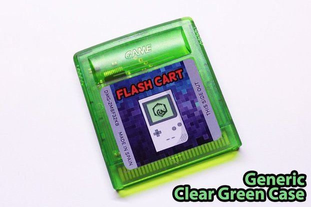 Flash Cartridge ( 2MB / 4MB ) for GameBoy