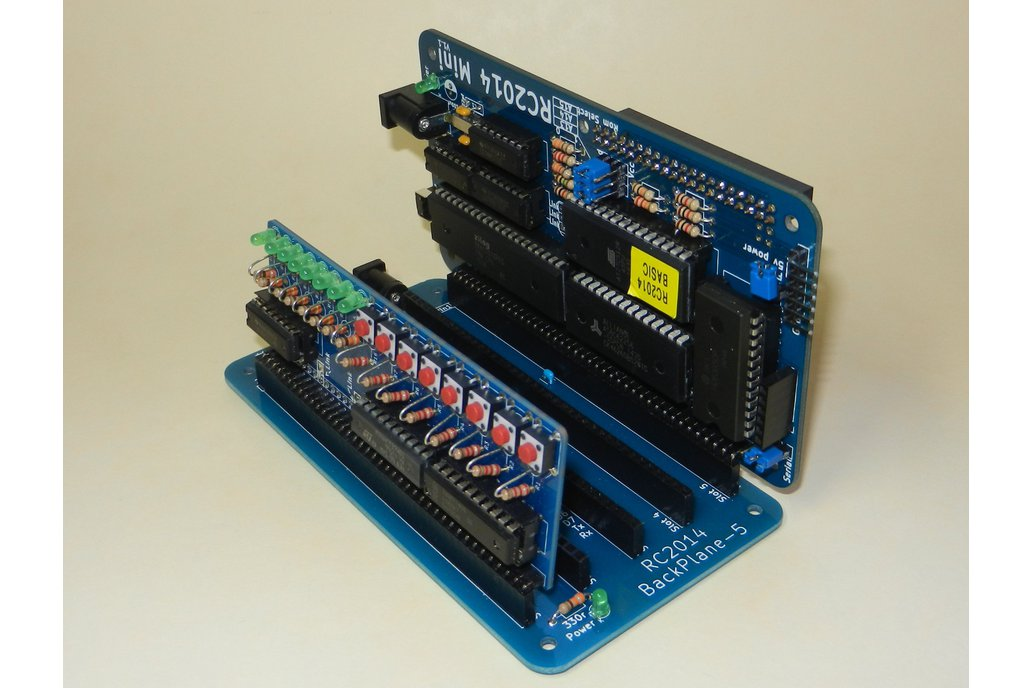 RC2014 Mini - Single Board Z80 Computer Kit 10