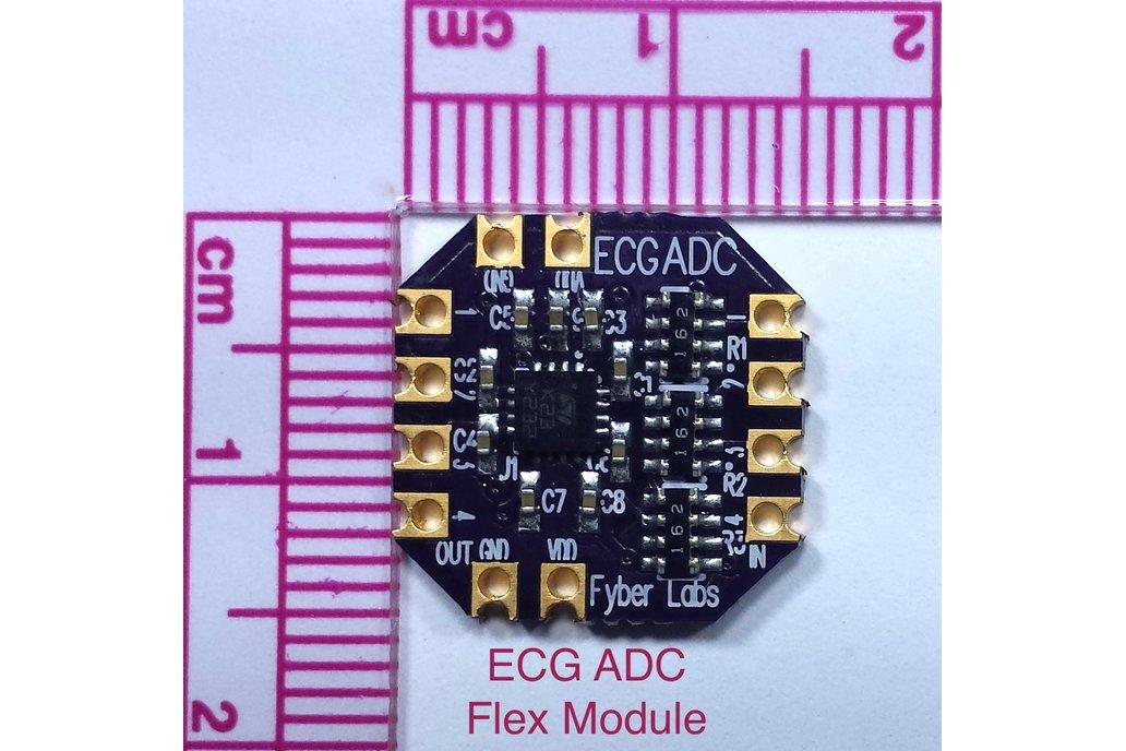ECG ADC Flex Module 1