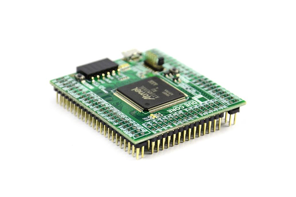 Arduino Compatible DUE-Core SAM3X8E Board 6