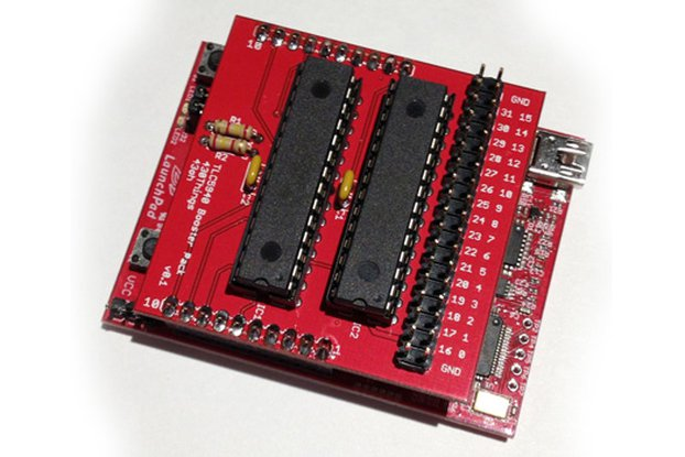 TLC5940 Booster Pack PCB