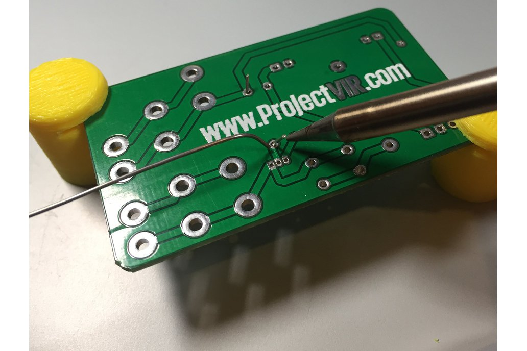 3D Printed Magnetic PCB Clips 1