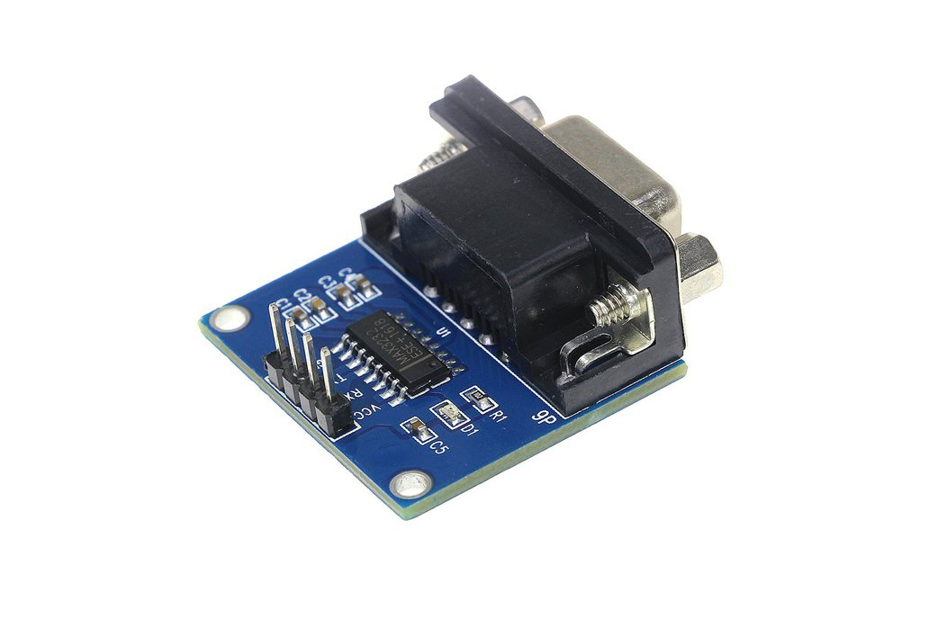 RS232 to TTL Serial Port Converter Module 1