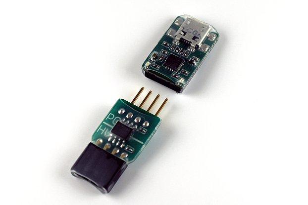 Debug Board USB to UART Isolated Splittable