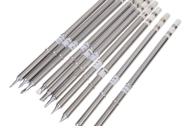 T12 Series Solder Iron Tips