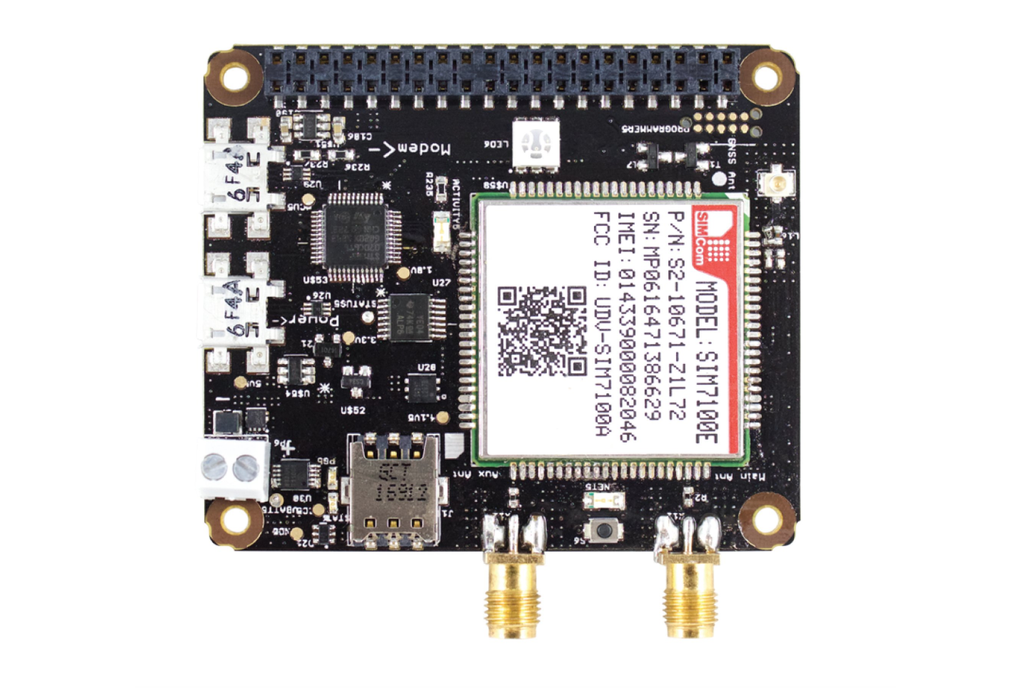 IoT Bit 4G Development Board for RPI and Similar 1