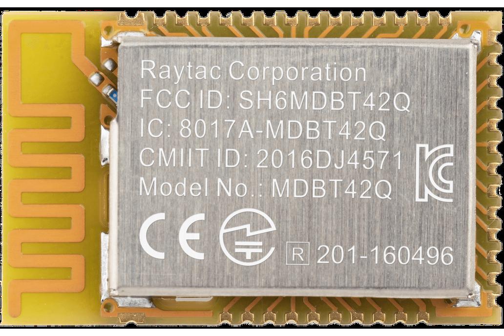 nRF52811 BT5.1 Module MDBT42Q (Chip/PCB Antenna) 1