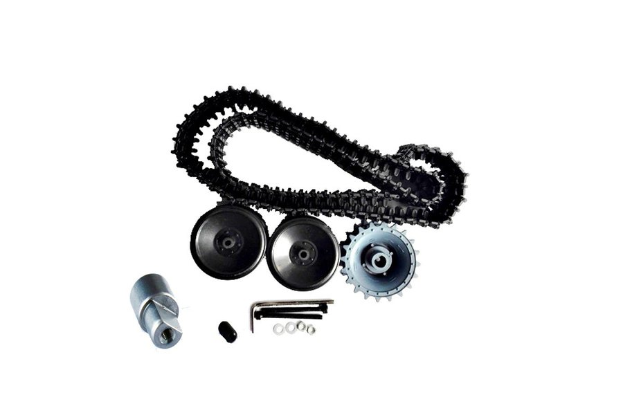 Plastic Wheel Track Coupling Kit for Tank Chassis