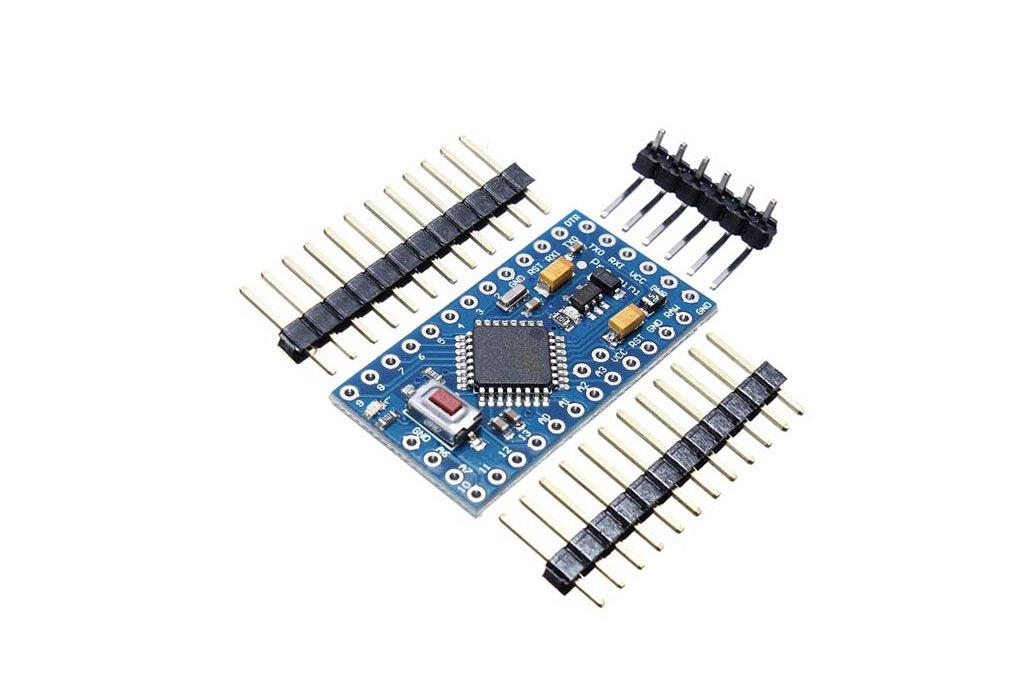 Arduino Compatible Nano Size Board 1