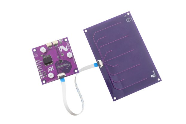 Zio Qwiic Capacitive Touch Sensor Module (AT42QT21