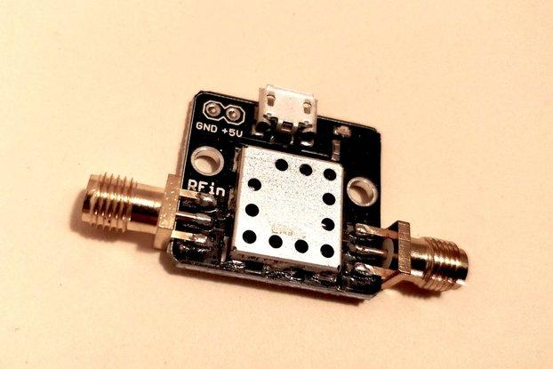 Ultra LNA RADIO ASTRONOMY 10-3000 MHz Gain>20dB