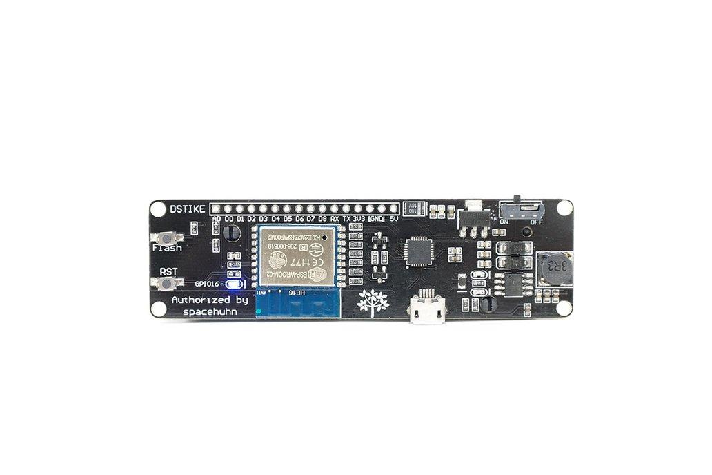 WiFi Deauther ESP8266 preflashed development board