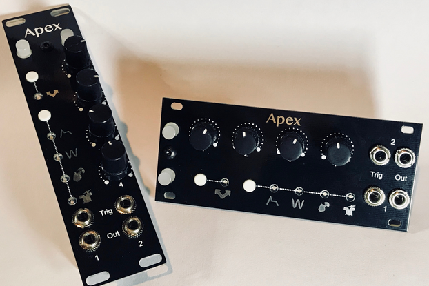 Plum Audio - Apex (Rotatable Peaks) - Eurorack