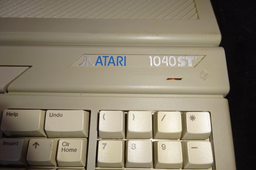 Atari ST USB keyboard kit