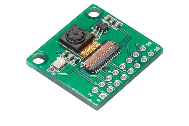 HM0360 VGA SPI Camera Module for RPi Pico