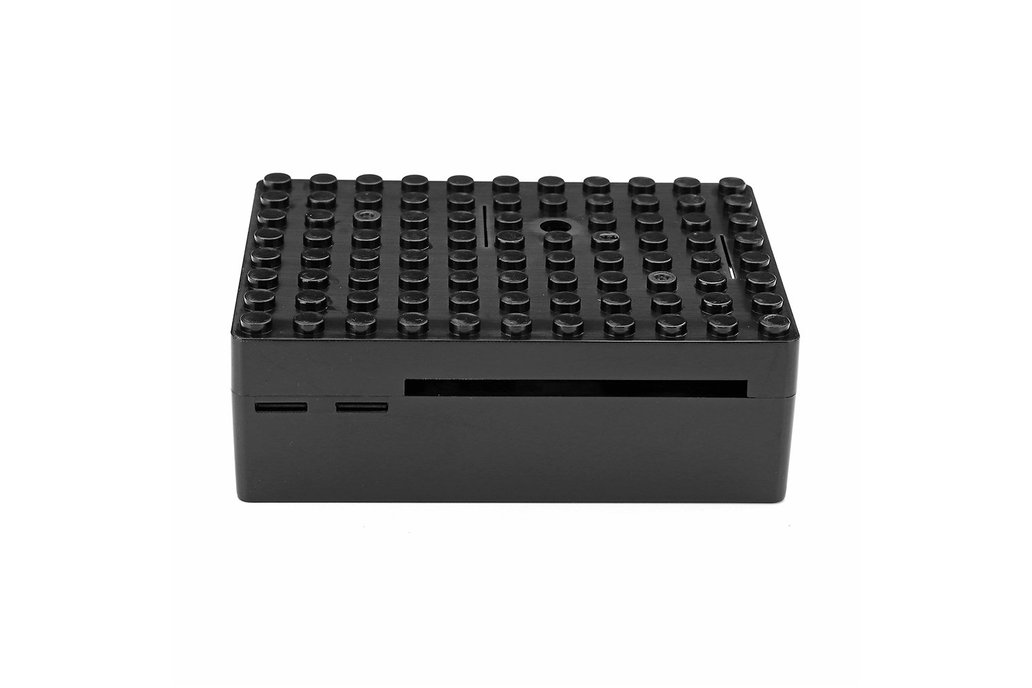 Black ABS Enclosure Box For Raspberry Pi 3 4