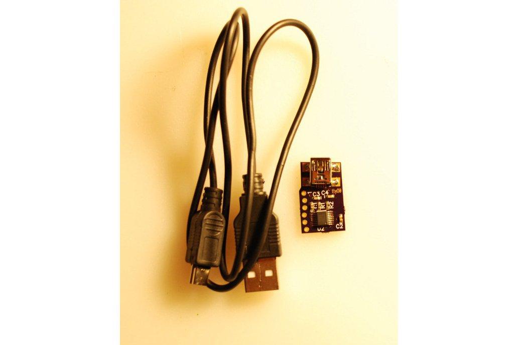 BeagleBone Black FTDI Friction-Fit 3
