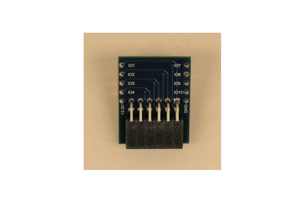 PMOD Breadboard Host Adapter 1