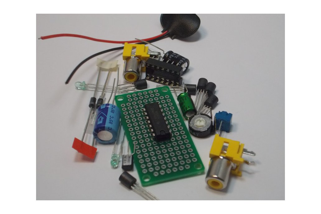 LF347 Quad JFET Op Amp (#1270) 1