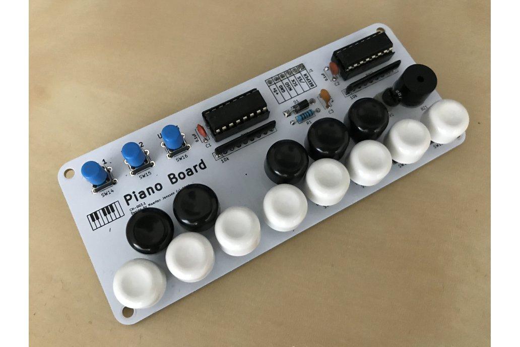 Arduino Piano Board 1