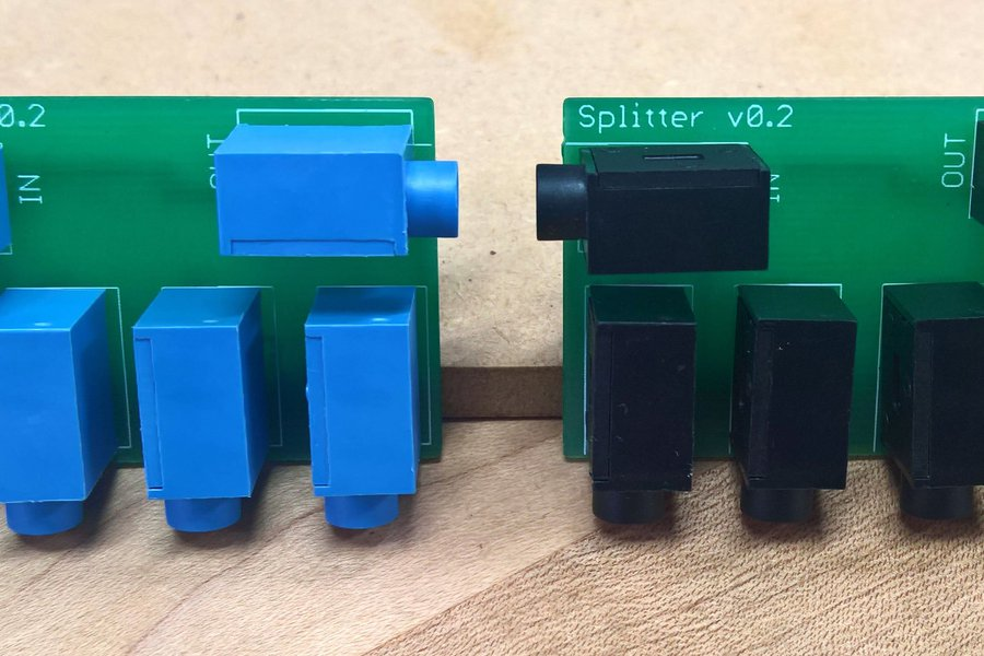 Sync Splitter for Pocket Operators