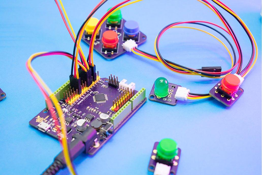 Frizzy Electronics' Elemental Kit 2