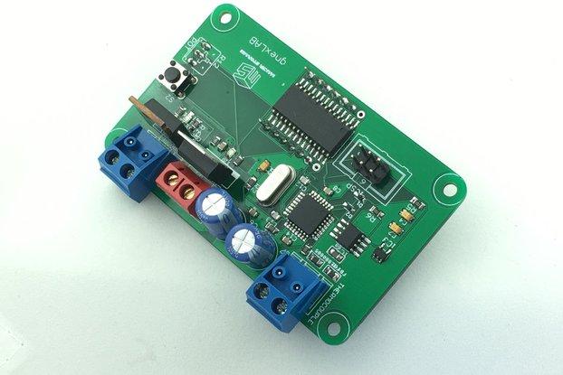 Seven-Segment Thermocouple Extruder Controller