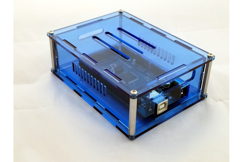 Arduino Mega Project Enclosure 1