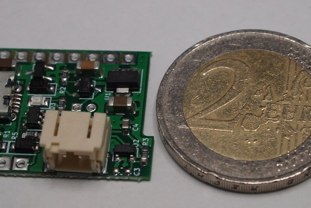 BorosLion-Single cell Li-On/Po 3.3V power module
