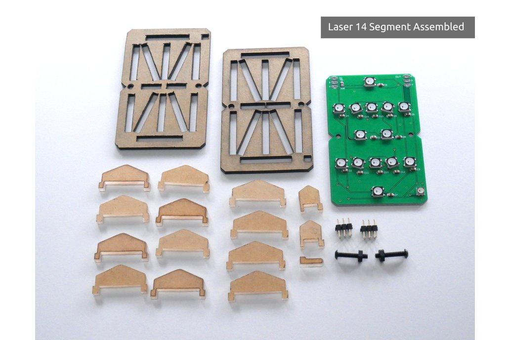 Laser Segment Display 5