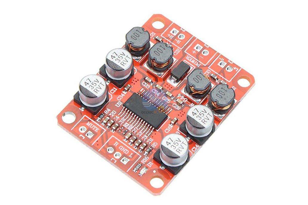 TPA3110 Audio Amplifier Board 2*15W Sound Board 1