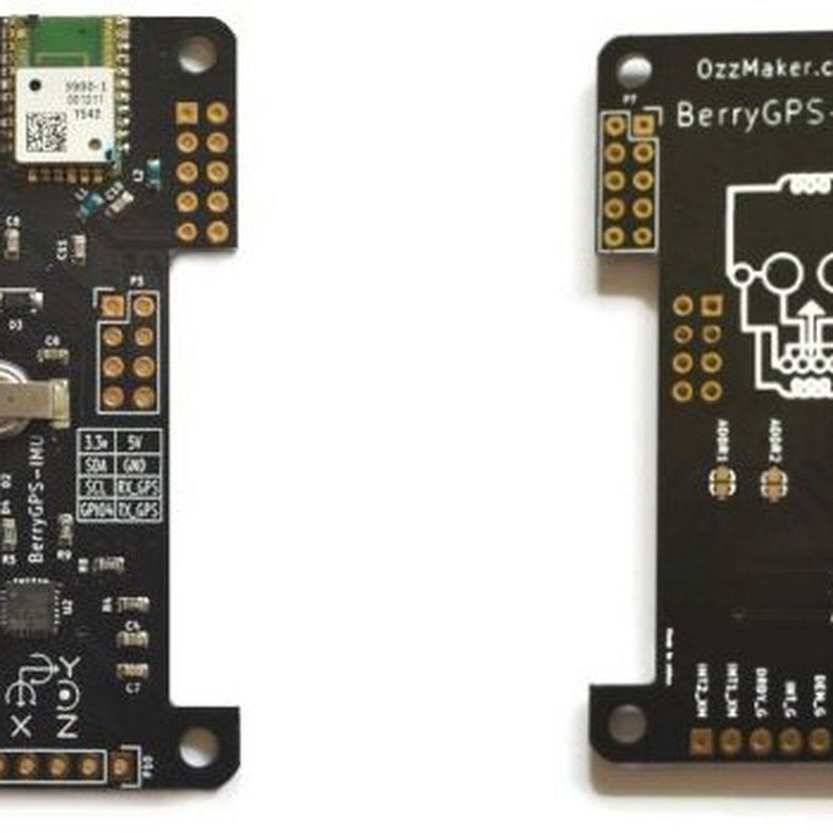 BerryGPS-IMUv3 from OzzMaker on Tindie