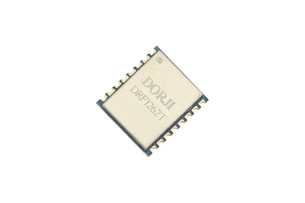 868MHz 915MHz sx1262 TCXO module DRF1262T 1